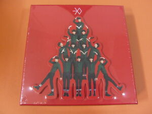 EXO-Miracles-In-December-Chinese-Ver-Special-Album-CD-2-99-Ship-EXO-K-EXO-M
