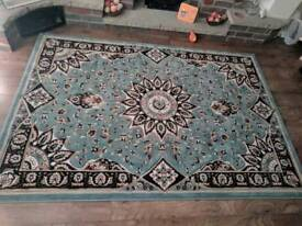 Dunelm Rug 230 x 160 immaculate condition