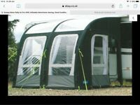Kampa Motor Rally Air Pro 260 Air Awning for sale  Leith, Edinburgh