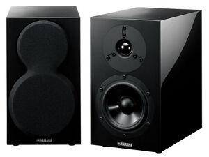 Yamaha NS-BP200 Speakers - Black Finish NSBP200