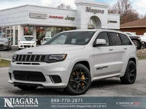 2018 Jeep Grand Cherokee TRACKHAWK | DEMO | 707HP SUPERCHARGED |