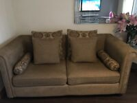 Sofa and armchair immaculate condition from a pet and smoke free home !!