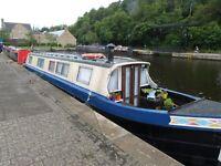 Narrow Boat For Sale 25,000 OBO
