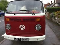 VINTAGE VW CAMPERVAN imaculate condition