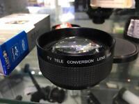 TV Tele conversion lens 1.4X
