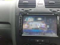 "XTRONS® PF81MTVD 8"" HD Touch Screen DVD Player With Sat Nav Special for VW"