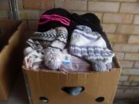 Ladies ,Men's and Girls knitted hats