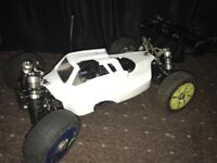 Losi 8ight 3.0 Roller RC Buggy
