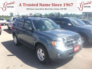 2012 Ford Escape XLT 4x4 V6 Leather Roof