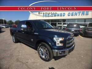 2017 Ford F-150 KING RANCH, 2.9% FINANCING UP TO 72MO'S!