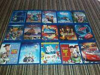 Disney Blu Rays - £5 each