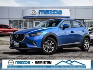 2016 Mazda CX-3 GS Back up Camera Blue tooth leather