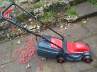SOVEREIGN 1000W Electric Rotary Lawn Mower (Model: ME1031M) (£60 ONO)