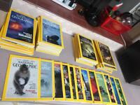 All 12 National geographic magazines 1994