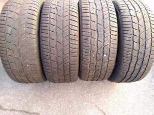 P225/45R17X4 CONTINENTAL CONTI WINTER CONTACT 91H USED ALMOST BRAND NEW FOR SALE