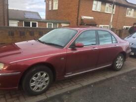 Rover 75 diesel breaking