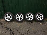 """Mercedes Alloy Wheels 16"""" Ref.4"""