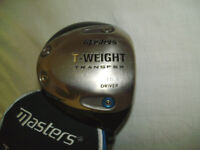 Masters Customisable Driver