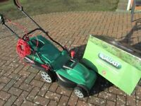 Qualcast Electric Rotary Mower (Only Used 3 Times)