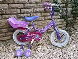 "Dawes Princess 12"" Childrens Bike"