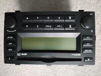 Kia Stereo for Kia picanto to 06-09 plate