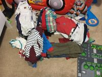 baby 9-12 12-18 clothes