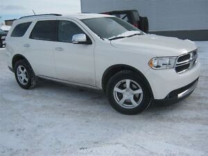 2011 Dodge Durango Crew Plus +7 Passagers,8 Mags, Nav,