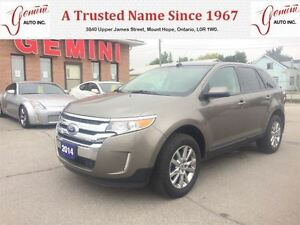 2014 Ford Edge SEL AWD Roof Navi Leather