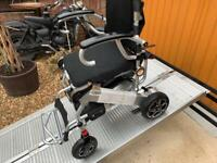Brand New Ex Demo Pride Mobility Chair Ultra Powerful Was Over £2000 Now Only £875.