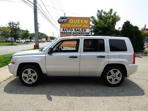 2008 Jeep Patriot Sport | 5 Speed Manual | Heated Seats