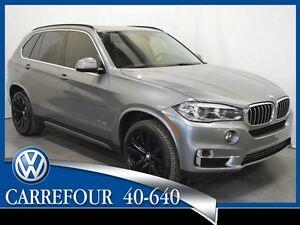 2014 BMW X5 35i xDrive Premium Camera 360 Mags 20 Pouces