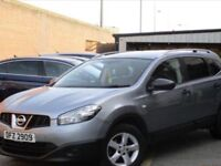 NISSAN QASHQAI +2 FACE LIFT 1.5 DCI VISA 7 SEATER F\S\H MUST BE VIEWED