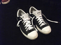 Black Converse trainers (11)