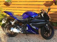 2014 Yamaha YZF-R125 | Great Condition | Great Learner Bike