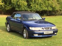 Saab 9-3 SE convertible 64000 miles