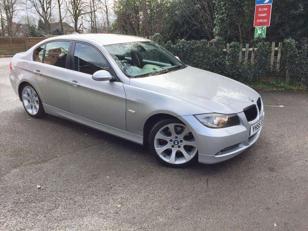 BMW 330d sport manual big sat nav