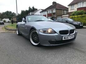 BMW Z4 M SPORT 2.0i manual 12M MOT roadster Convertible/coupe(not audi/vw/Mercedes/320/330/530/TT)