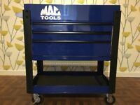 Mac Tool Box Excellent Condition With Key And Black Cover