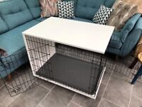Omlet Fido Studio dog crate ( 5 months old )