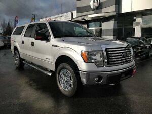 2011 Ford F-150 XLT XTR 4WD ECOBOOST
