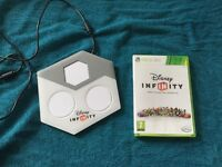 Xbox 360 Disney infinity portal & game