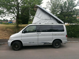 1999 Mazda Bongo Campervan, electric roof, immaculate conversion, new MOT