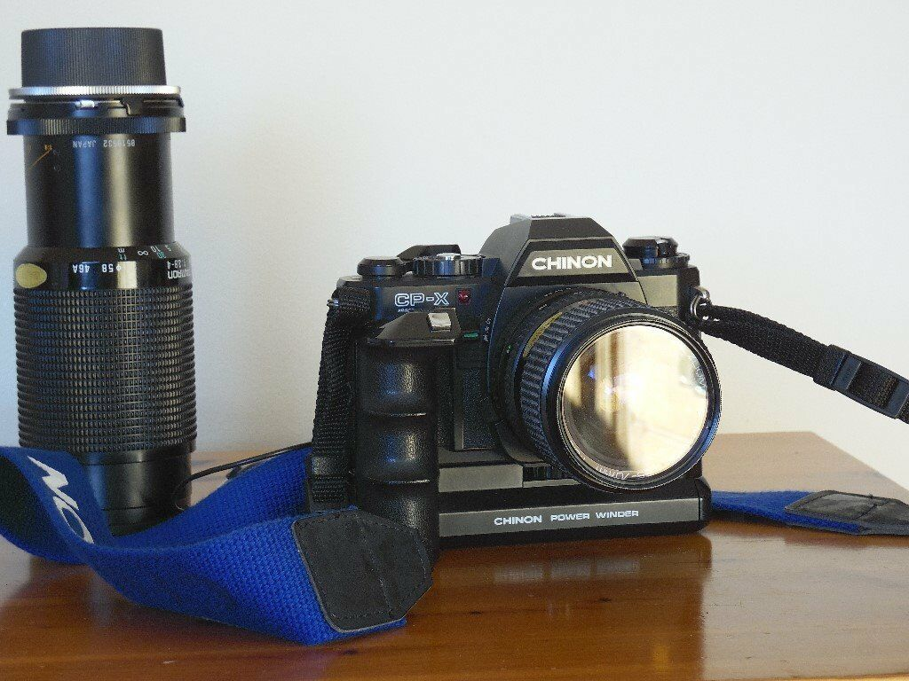 Chinon Cp X With Extra Telephoto Lens In Ossett West Yorkshire Gumtree