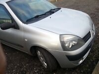 Renault Clio perfect first car