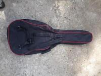 Guitar case rucksack