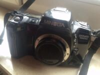 Minolta Dynax 700 Si Professional Camera, without Lens
