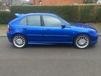 MG ZR 160 BHP 2 LADY OWNERS NICE UNMOLESTED CAR