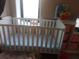 Cot bed /toddler bed(reduces for quick sale)