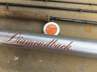 Diamondback fly rod