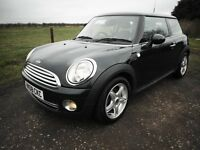 2008 08 MINI COOPER PUSH BUTTON START MOT 12/17 £3200